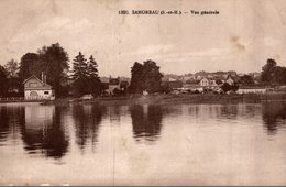 SAMOREAU VUE GENERALE - France
