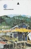 Jamaica - Fruit Market On The Beach - 251JAMB - Jamaica