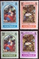 Montserrat 1970 Christmas MNH - Montserrat