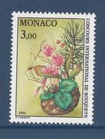 Monaco - YT N° 1759 - Neuf Sans Charnière - 1991 - Monaco