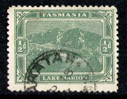 TASMANIA 1908 - From Set Used - 1853-1912 Tasmania
