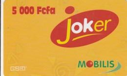 Cameroon - Mobilis - Joker 5000 - Cameroon