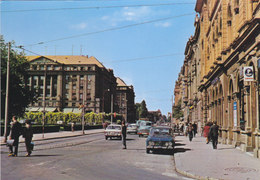 Zagreb - Hotel Esplanade - Ford Taunus Alfa Romeo - Croatia