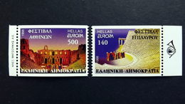 Griechenland 1978/9 C **/mnh, EUROPA/CEPT 1998, Nationale Feste Und Feiertage - Unused Stamps