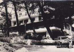 Brela - Hotel View - Ford Taunus 1965 - Croatia