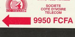 Ivory Coast - Red Logo - Notched 9950 - Ivory Coast