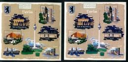 France - N°Bloc 88  - 2 Blocs Avec Nuances Flagrantes , Neufs ** - Ref VJ155 - Variétés Et Curiosités
