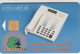 Ivory Coast - Telephone - Ivory Coast