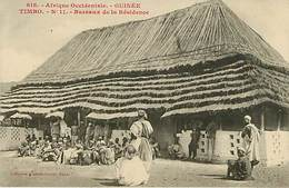 Timbo : Bureau De La Résidence - Guinea