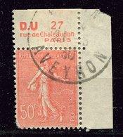 France  Ob N° 199 - Pub D.U - Advertising