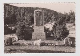 COL DU BONHOMME - MONUMENT DU GENERAL BATAILLE - 1914-1918 - France