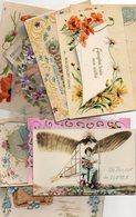 LOT PLUS DE 1200 CPA FANTAISIES - Postcards