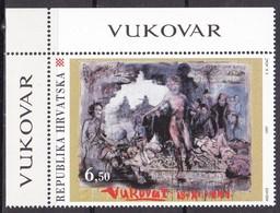 Kroatien, 1997, 420, Wiederaufbau Der Stadt Vukovar. MNH ** - Croatie
