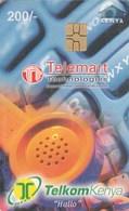 Kenya -  Handset 200 Sh - Kenya