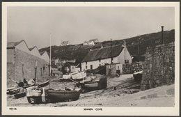 Sennen Cove, Cornwall, C.1950 - Overland RP Postcard - England