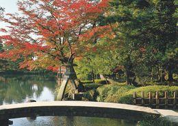 1 AK Japan * Kenrokuen Garten In Kanazewa (Präfektur Ishikawa) Im Sommer - Er Gehört Zu Den Drei Perfekten Gärten Japans - Other