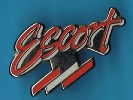 PIN'S //  ** LOGO ** FORD / ESCORT ** - Ford
