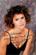 VERITABLE AUTOGRAPHE SUR PHOTO - ACTRICE ANNE RICHARD - Autographes