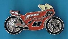 PIN'S //  ** DERBI ** ANGEL NIÉTO / RÉPLICA ** 50cc ** - Motorbikes