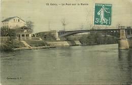 A 18 - 428 - ESBLY - LE PONT SUR LA MARNE - RF ED - - Esbly