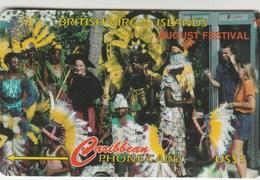 Virgin Islands - BVI Cultural Heritage - August Festival - 171CBVD - Virgin Islands