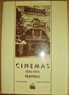 Cinémas De Verviers 1896 -1993. - Books, Magazines, Comics