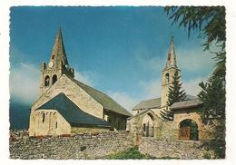 La Grave  - Eglise - Chapelle Des Pénitents  -  CPSM ° - Autres Communes