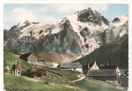 La Grave  - Fenaison En Haute Montagne - La Rentree Des Foins   -  CPSM ° - Autres Communes