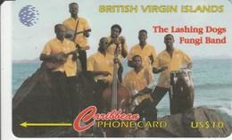 Virgin Islands - BVI Cultural Heritage - The Lashing Dogs (Spanish) - 171CBVB - Virgin Islands