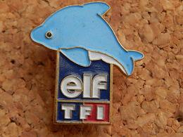 Pin's -  ELF - TF1 - Fuels