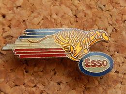 Pin's -  ESSO - Fuels