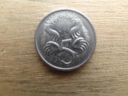 Australie  5  Cents  1983  Km 64 - Monnaie Décimale (1966-...)