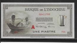 Indochine - 1 Piastre - 1951 - Pick N°76b - SPL - Indochine