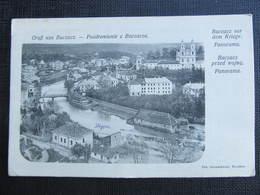 AK BUCZACZ B. Tarnopol 1916 Feldpost  ///  D*31276 - Ukraine