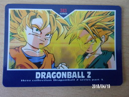 Dragonball Z Carte 383 - Made In Japan - Other Collections