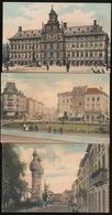 3 KAARTEN ANTWERPEN - Antwerpen