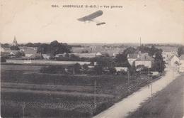 CPA N°3964 Dept 91 ANGERVILLE Vue Generale - Angerville