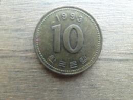 Koree Du Sud  10 Won  1993  Km 33 - Corée Du Sud
