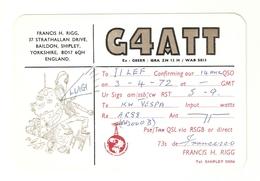 CT--02434-- CARTOLINA-INGHILTERRA-YORKSHIRE - CB