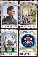 St Kitts 1983 Boys Brigade Specimen MNH - St.Kitts And Nevis ( 1983-...)