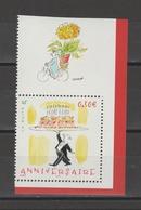 FRANCE / 2004 / Y&T N° 3688 ** : Anniversaire (Sempé) Du Bloc X 1 CdF - Gomme D'origine Intacte - Francia
