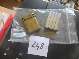 2 Briquets , Plusieurs Scans , à Voir ,, ((  Lot  248   )) - Autres