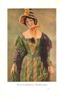 Meine Urgroßmutter (nach Einem Gemälde Von Otto Lingner) / Druck, Entnommen Aus Kalender / 1910 - Packages
