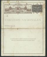 Guatemala - Carte Lettre Entier Illustré , Non Voyagé , Traces D'humidité -  Ax13705 - Guatemala