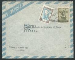 Argentine - Lsc Affranchie  Pour La France En 1956 -  Ax13710 - Argentina