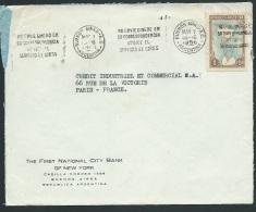 Argentine - Lsc Affranchie  Pour La France En 1956 -  Ax13711 - Argentina