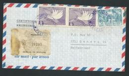 Paraguay - Lettre Recommandée Affranchie Vers La France Vers 1965 ( D'après Les Timbres )    Ax13717 - Paraguay