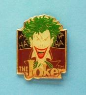 1 PIN'S //  ** BATMAN ** THE JOKER ** . (™& © DC Comics 1989 ) - Comics