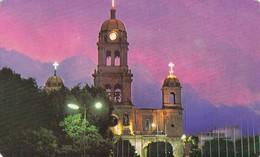 ATARDECER EN LA PLAZA PRINCIPAL. MF. VOYAGEE. MEXICO-TBE-BLEUP - Mexico