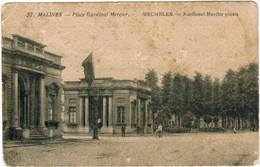 Mechelen, Kardinaal Mercier Plaats (pk44346) - Malines